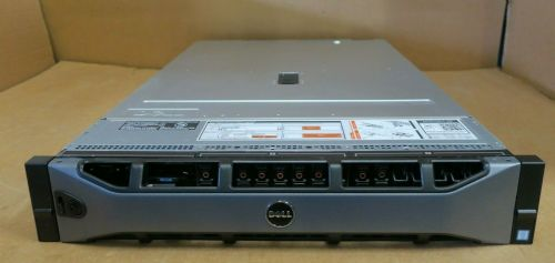 Dell PowerEdge R730 2x 8-Core E5-2620v4 2.1GHz 128GB 10x 1TB HDD 2U Rack Server - 402002648634